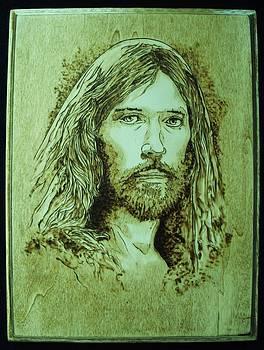 Jesus of Nazareth by Bob Renaud