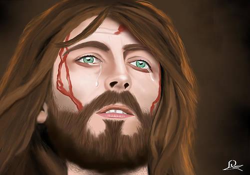 Jesus Of Nazareth  by Ramez Samer