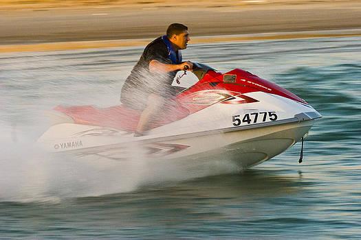 Isaac Silman - jet ski 1