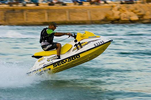 Isaac Silman - jet ski 2