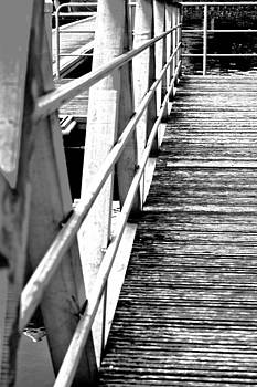 Kantilal Patel - Jetty Angles walk the plank