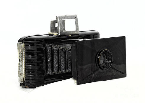Kathleen K Parker - Jiffy Kodak VP Camera II
