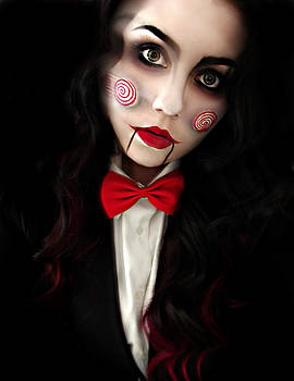 Jigsaw by Kirsty Childs