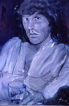 Jim Morrison 2 by Grant Aspinall