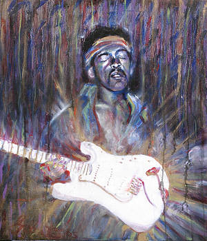 Jimi by Grant Aspinall