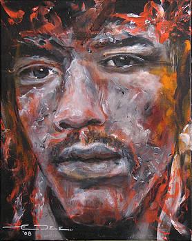 Eric Dee - Jimi Hendrix - Manic Depression