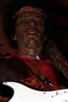 Sophie Vigneault - Jimi Hendrix