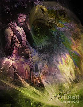 Jimmie Hendrix by Pavlos Vlachos