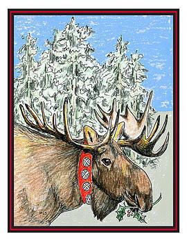 Jingle Bull by Marla Saville