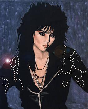 Joan Jett by Diane Bombshelter