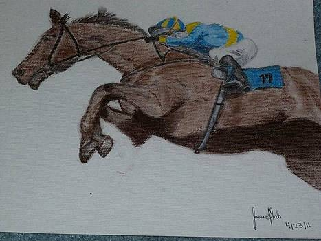 Jockey by Jamie Mah