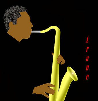 John Coltrane by Victor Bailey