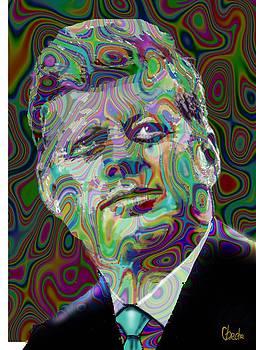 John Fitzgerald Kennedy by Harold Egbune
