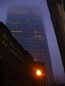 John Hancock Building in Boston by Daniel Burnstein