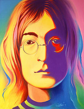 John Lennon by Hans Doller