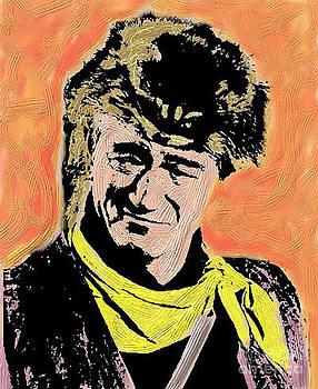 Gerhardt Isringhaus - John Wayne