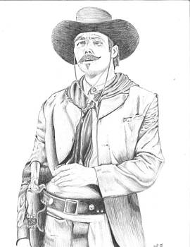 Johnny Ringo by Reppard Powers