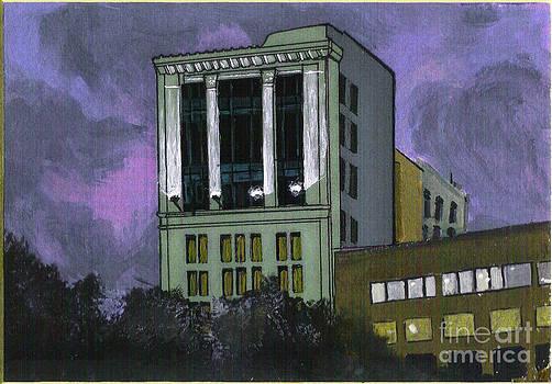 Johnson Square Business Center by Kris Sperring