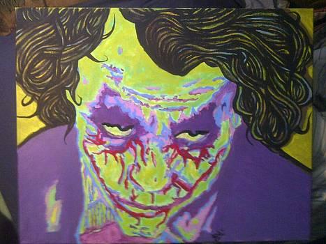 Joker by Richard  Coulter