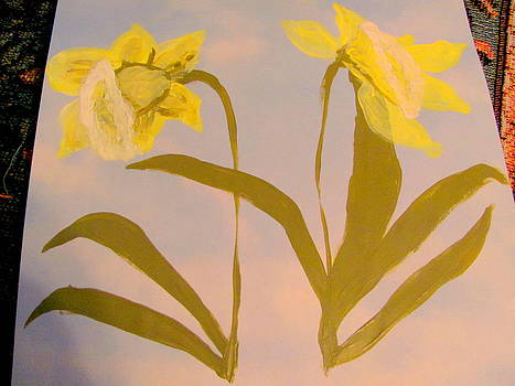 Jonquil- Spring Bulb Bloom by Amy Bradley
