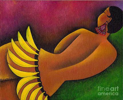 Josephine Baker by Mucha Kachidza