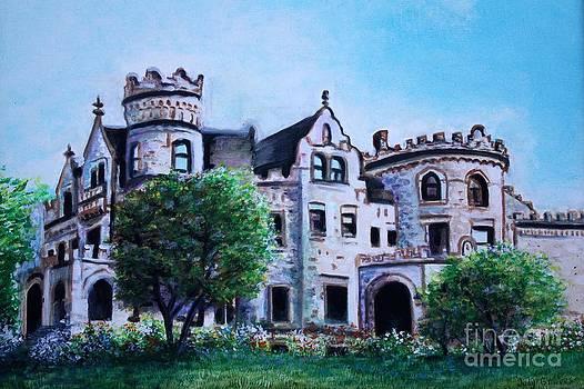Joslyn Castle by Judy Groves
