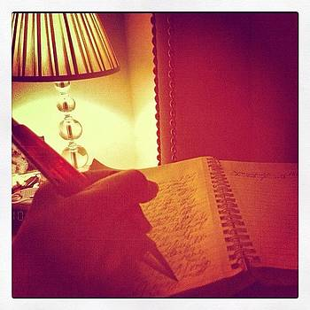 Journaling My Thoughts..... #writing by Montrae Harris