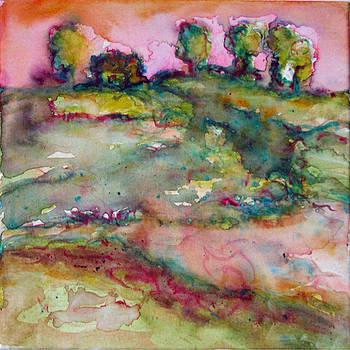 Journey Home... by Zina Chmielowski