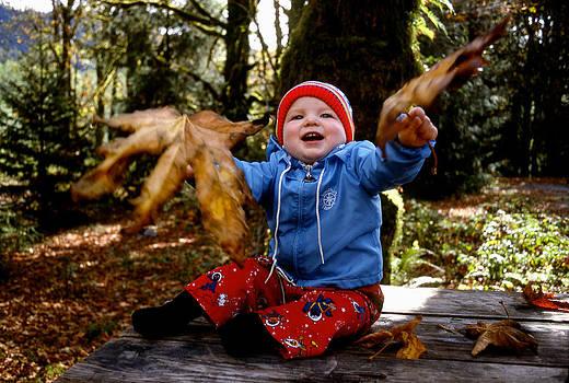 Joy of Nature by John Wolf