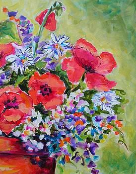Joyful Morning by Judy  Rogan