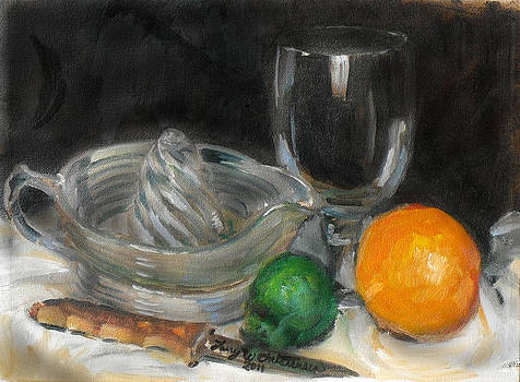 Juice Anyone by Larry Christensen