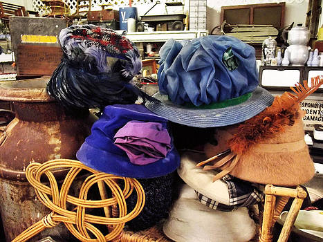 Cindy Nunn - Jumble of Hats