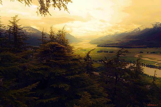 Juneau Alaska by SM Shahrokni
