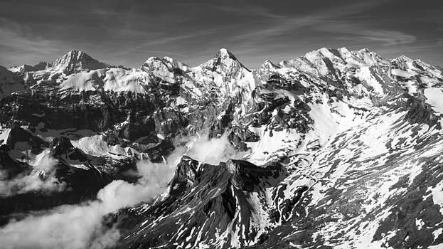 Jungfrau by Jen Morrison