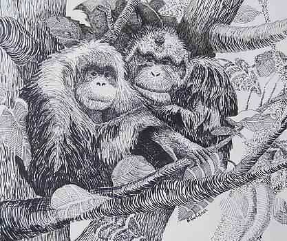 Jungle Love by Rita Goldner