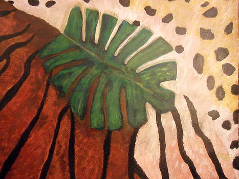 Jungle Pattern by Rozenia Cunningham