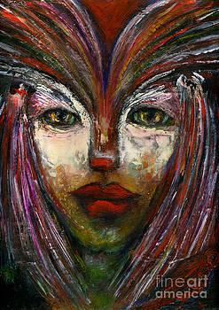 Jungle Woman by Eszter Gyory