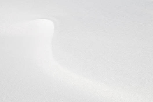 Just Snow by Matthias Hauser