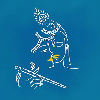 KaanhaRadha by Trupti Vasave