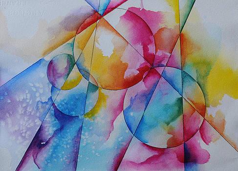 Kaleidescope by Cyrene Swallow