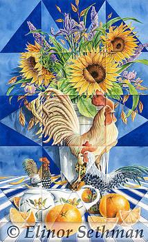 Kaleidoscope Morning by Elinor Sethman