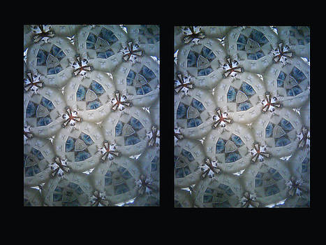 Kaleidoscope stereo by Morgana Blackcat