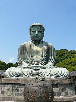 Kamakura Buddha by Chris Wolf