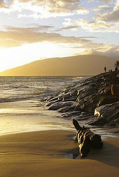 Marilyn Wilson - Kamaole Beach Magic Light