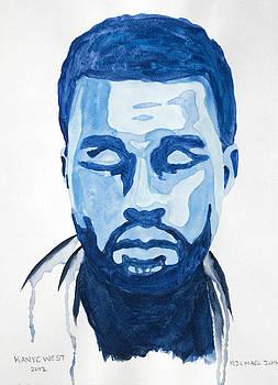 Kanye West by Michael Ringwalt