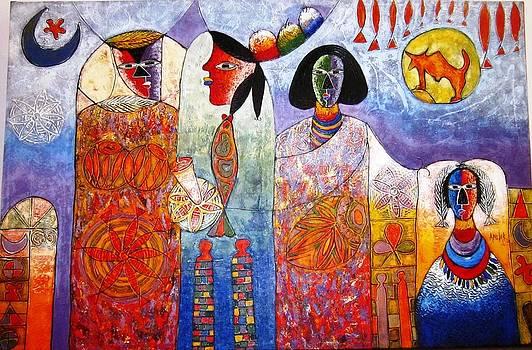 Karibuni by Anwar Sadat