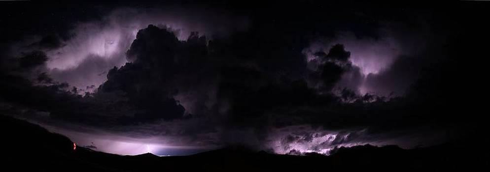 Karoo Thuderstorm by Shannon Schmidt