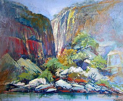 Katherine Gorge by Richard Rogers