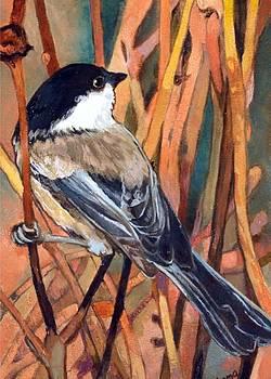 Kathy's Bird by Debbie Beukema