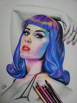 Katy Perry by Akshay Nair